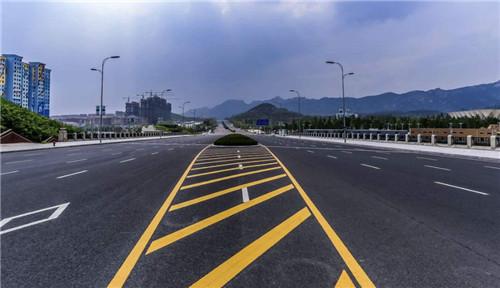 汉中可凡达交通设施讲解标线涂料