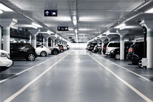 停车场设施施工的注意事项说明.