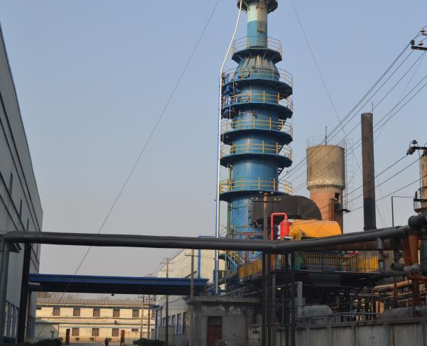 为造纸厂除尘脱硫脱硝