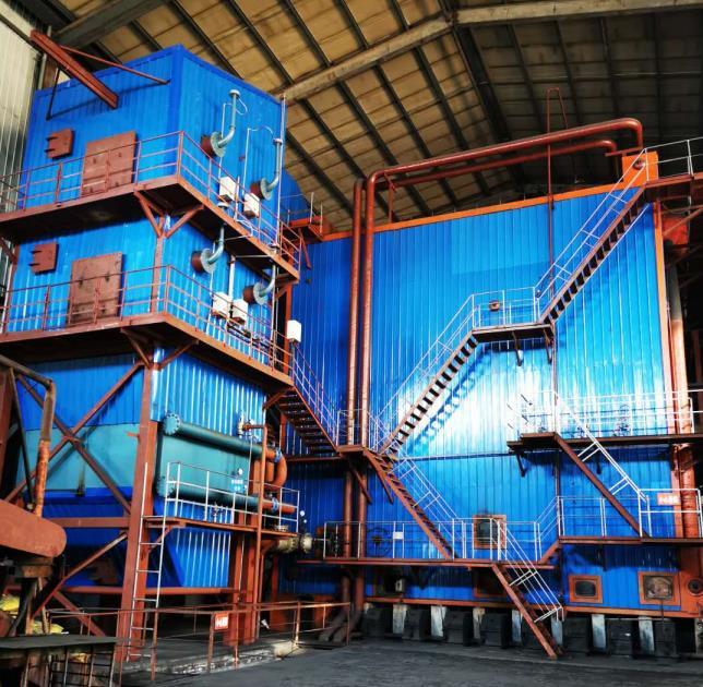 热力公司40吨、65吨、2*80吨链条采暖锅炉SCR脱硝