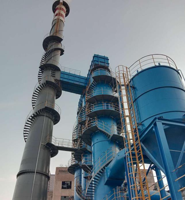热力公司3*29MW燃煤采暖锅炉超.低排放改造