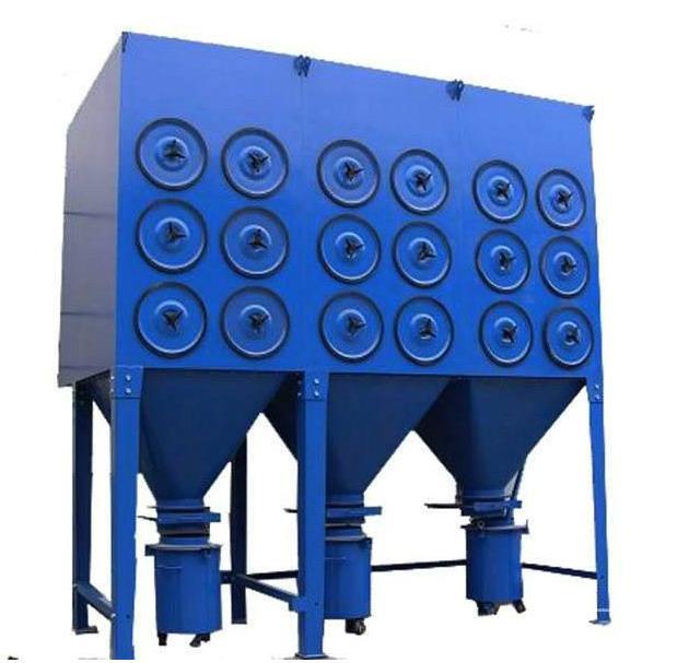 滤筒除尘器适合工业方面的应用以及它的设计原理