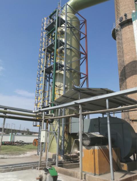 食品厂脱硫除尘脱硝