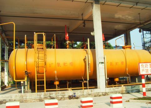 氮肥厂除尘脱硫脱硝