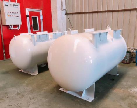 西安储气罐在操作中安全阀的使用要求