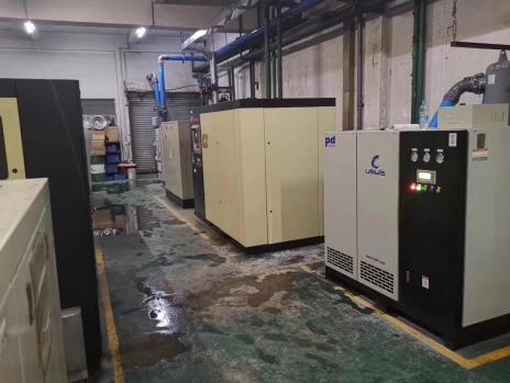 什么是冷干机,它的工作原理、组成部件有哪些?