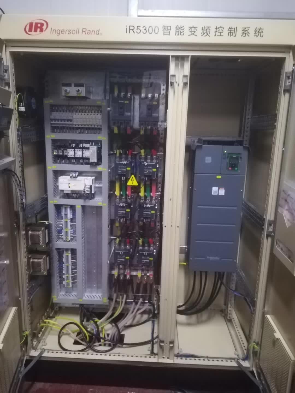 西安英格索兰空压机变频控制柜系统客户案例展示