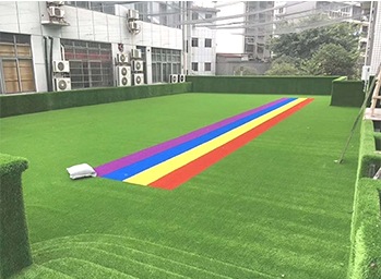 长沙人造草坪案例