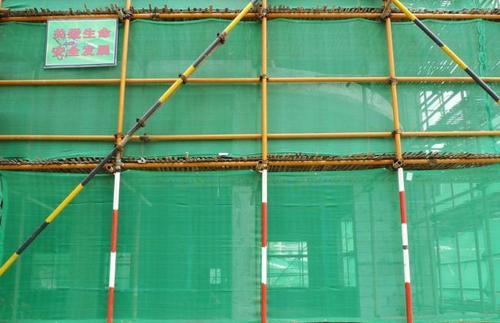 你要知道的湖南建筑安全网正确安装方法!!!