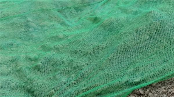 防尘盖土网作用及注意事项