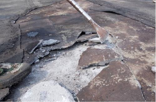 混凝土平面渗漏