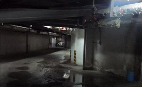 地下室漏水(遂宁防水堵漏)