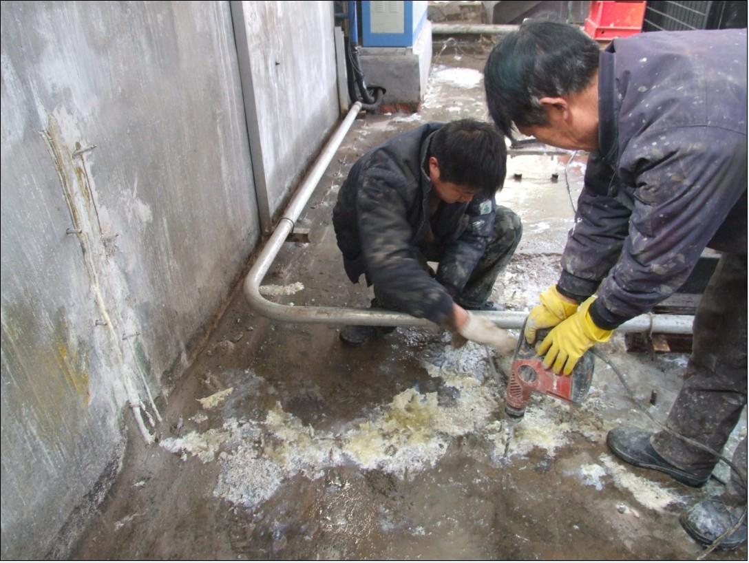 浅谈常用的几种遂宁防水堵漏维修方法
