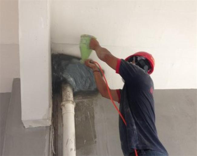 遂宁防水堵漏剂的使用方法