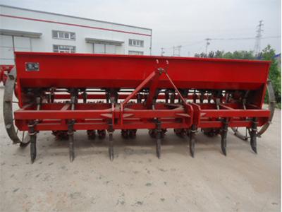 水稻播种机2BDXF-12型图片展示