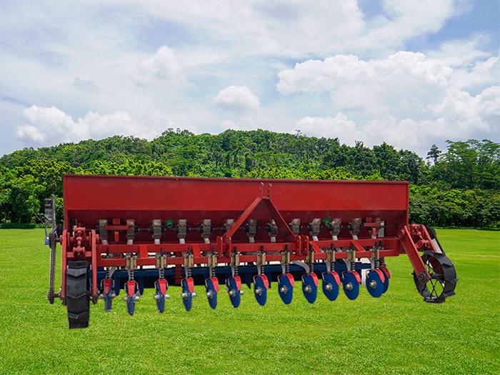 水稻播种机2BDXF-14型