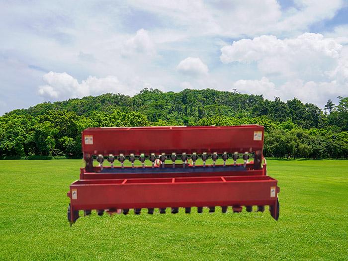 水稻播种机2BDXF-16型