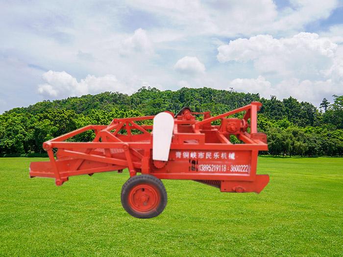 螺丝菜收获机你用过吗?就找宁夏民乐农业机械厂家告诉您好不好用!