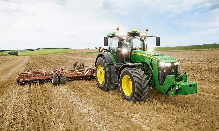 农村耕地是过去的拖拉机耕地好还是现在机器耕地好?