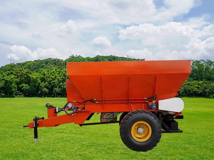 厩肥撒粪车颗粒肥撒肥车多种规格撒粪车的特点!