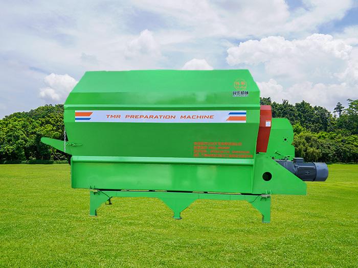 民乐9JGW-7全混合日粮饲料制备机