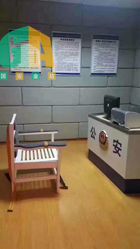 陕西审讯室防撞软包安装