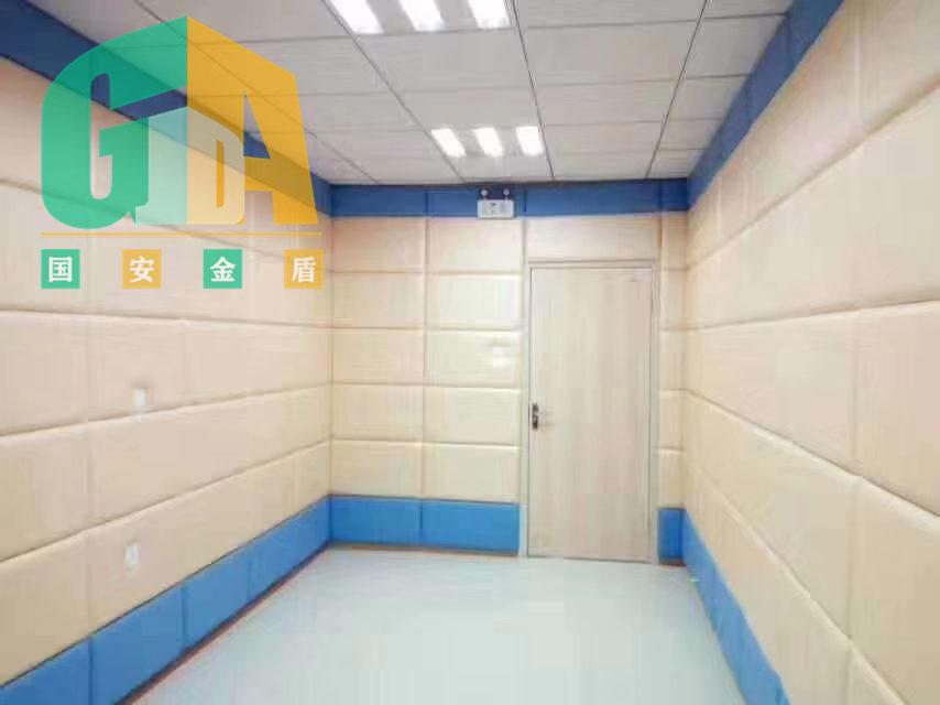 陕西某廉政教育中心防撞软包案例