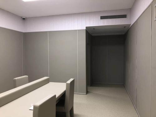 蒙娜丽莎小编为您介绍审讯室墙面防撞软包材料