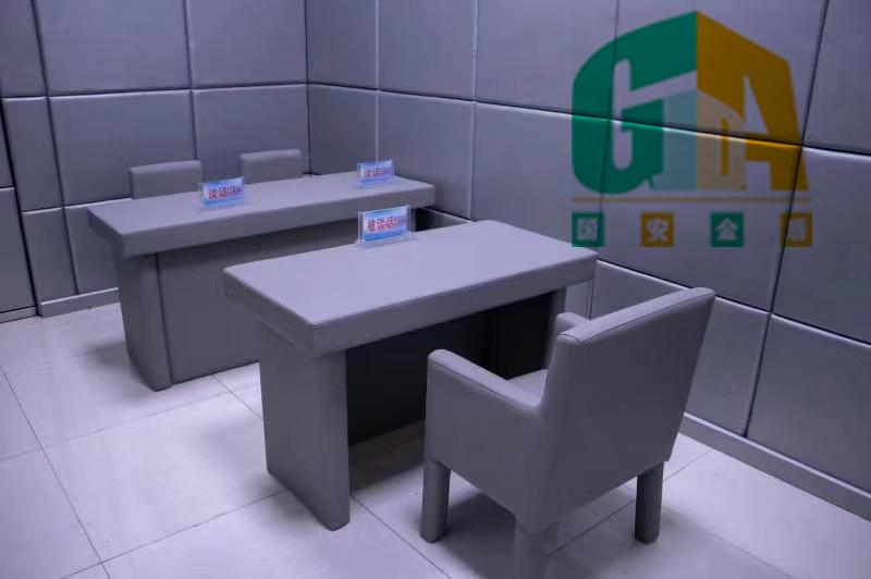 蒙拉丽莎带您简单了解陕西审讯室防撞软包墙面施工安装步骤