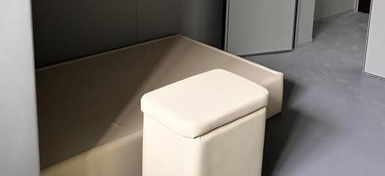 留置室防撞软包施工方法