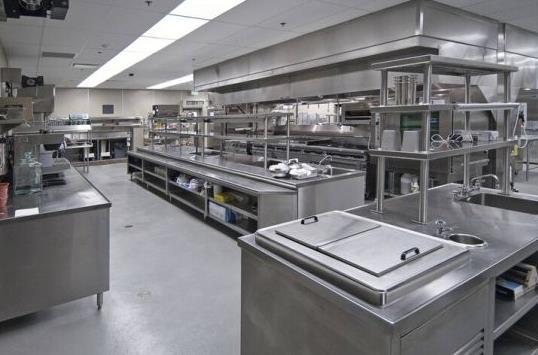 厨房设备清洗