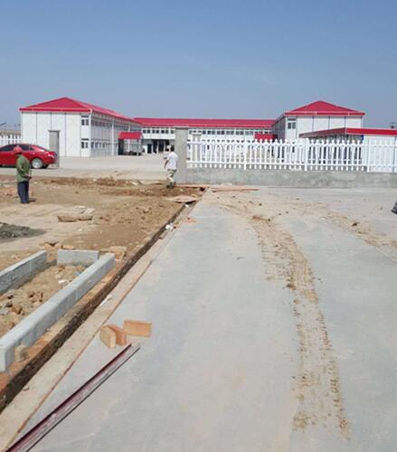 什么是彩钢活动房屋?陕西活动房公司给我们具体的详解?