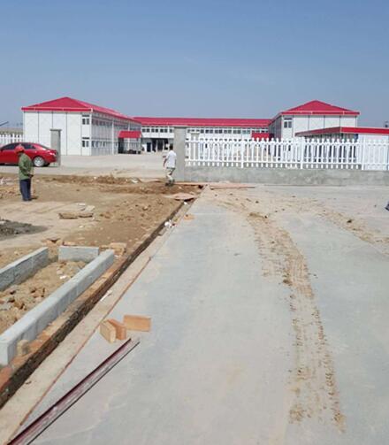 彩钢板活动房有哪些优势?陕西活动板房厂家给我们详解!