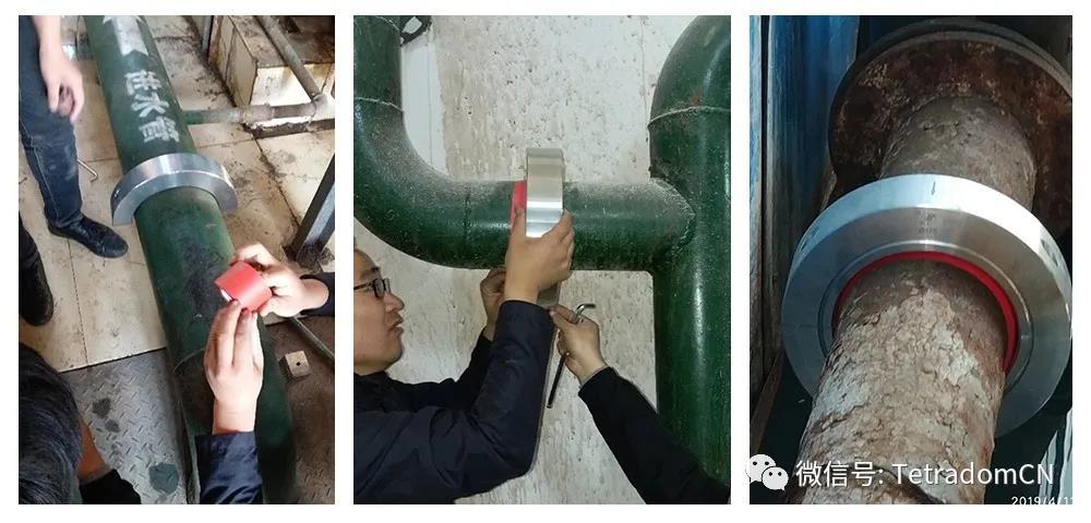 验收成功!——WELLAN®2000量子水处理器在西山煤电西铭矿瓦斯抽放泵站的应用