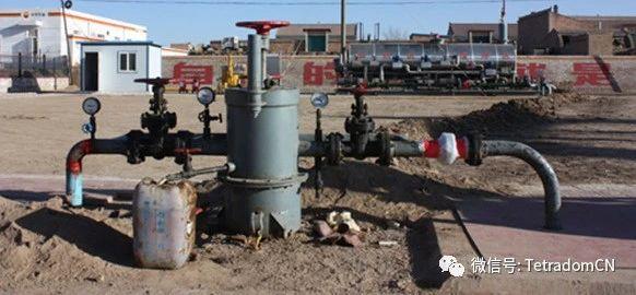 【油田案例分享】特拉多姆量子水处理器在长庆油田采油七厂的应用