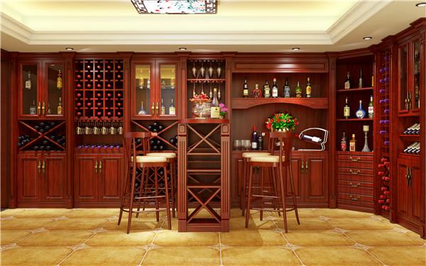 陕西欧式酒柜