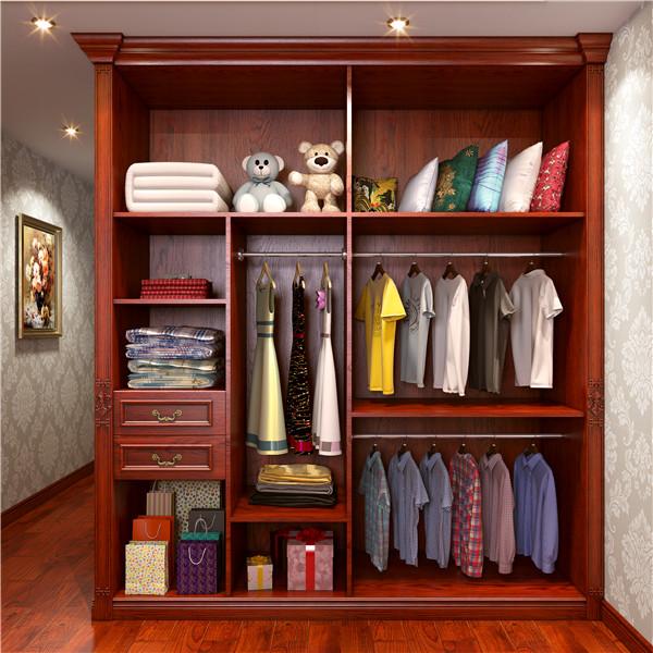 西安欧式衣柜设计