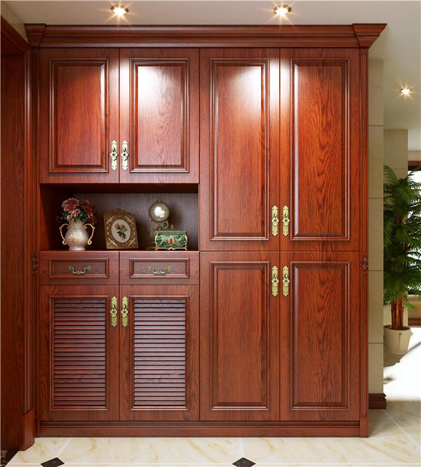 欧式衣柜定制设计