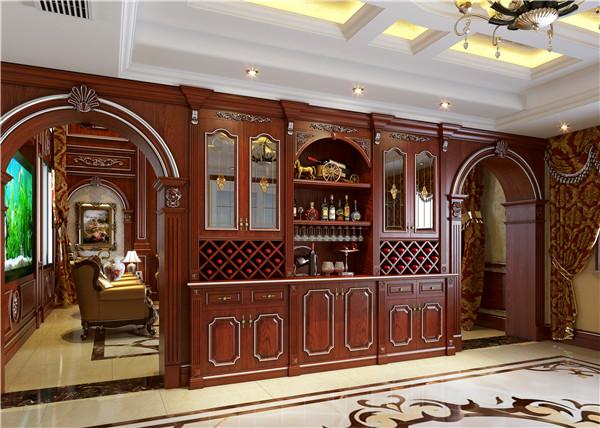 西安酒柜整体定制