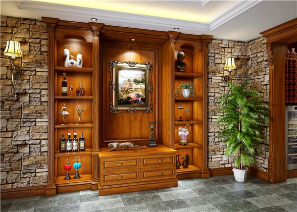 西安酒柜定制设计