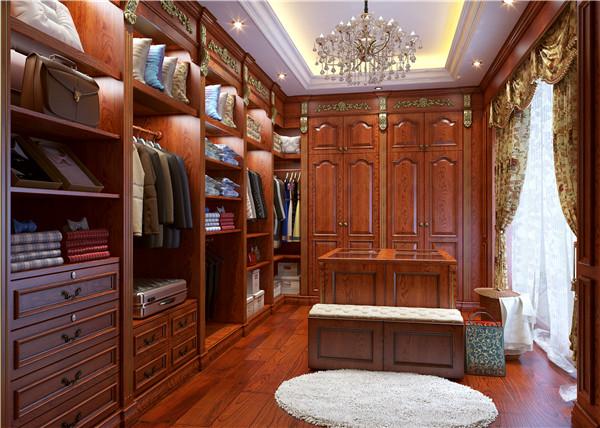 西安衣柜定制设计