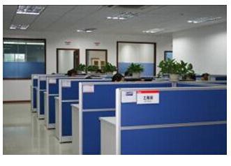 上海良工閥門西南辦事處-辦公區域