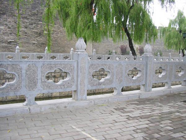 四川石栏杆安装工艺流程介绍