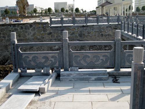 四川青石栏杆