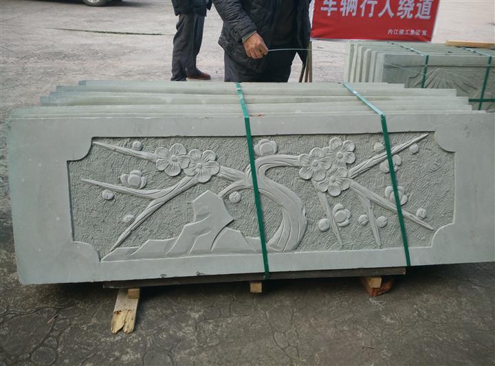 四川青石雕刻加工