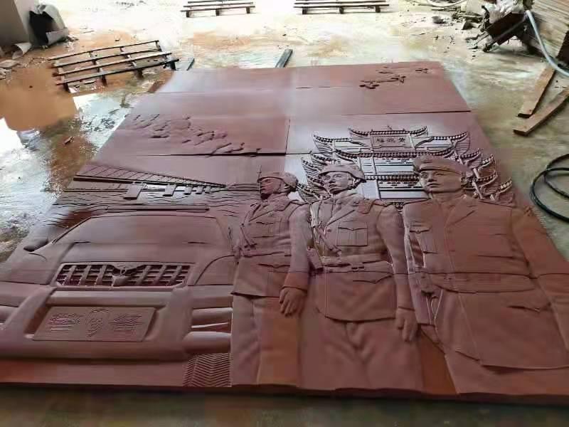 四川红砂岩铺设厂家