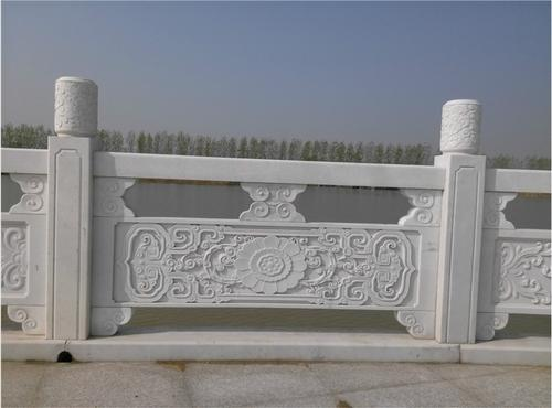 四川青石栏杆设计