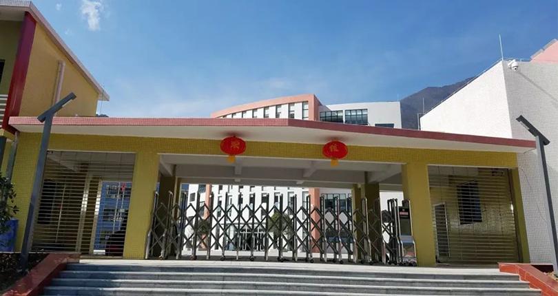 石棉县西区幼儿园