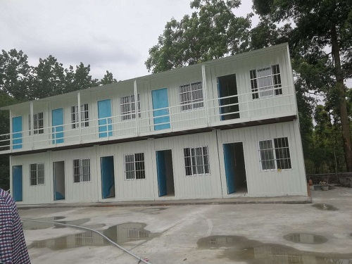 集装箱房屋工程案例