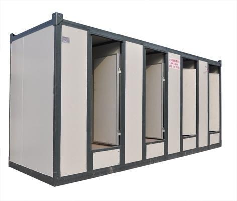 四川集装箱厕所凭借哪些优势得到社会各界的欢迎
